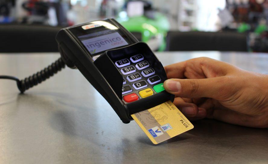 Kreditkorts processorer för 2016